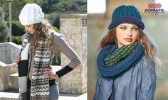 #Sciarpa o #collo? La sciarpa è un evergreen ma la comodità del collo è unica. Via al #sondaggio #Adriafil! ;)