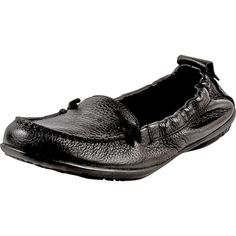 Hush Puppies - Women's Ceil Comfort Slip On Loafer - Black