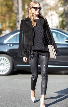 Olivia Palermo, Paris Fashion Week '14