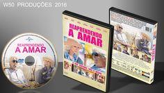 Reaprendendo A Amar - DVD 2 - ➨ Vitrine - Galeria De Capas - MundoNet | Capas & Labels Customizados