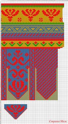 орнаменты из интернета, компоновала сама нитки где-то 350 м на 100 гр. Knit Mittens, Knitting Socks, Knitting Charts, Knitting Patterns, Fair Isle Pattern, Knit Crochet, Hobbit, Gloves, Kids Rugs