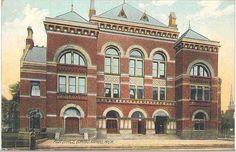 Grand Rapids Post Office - 1908
