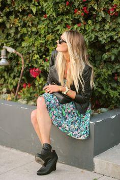 Blonde ombre-Devon Rachel