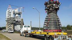 G.A.B.I.E.: La NASA prueba el motor de 12 millones de caballos...