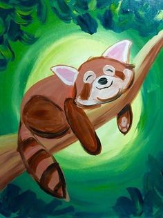 "Sacramento Zoo is celebrating Red Panda Day on September 26th 10am-4pm!  They're also ""painting for pandas"" on September 28th @ 6pm at Track 7. VanGo Girl Paint Parties will be teaching red panda fans how to paint this adorable red panda! You don't have to be an artist to have a ton of fun and contribute to red panda conservation!  Contact Sacramento Zoo if interested."