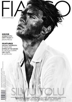 Fiasco Magazine #8. Cover by Jason Mickle.