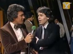 Raphael en el Festival Viňa del Mar. 1982.En ruso
