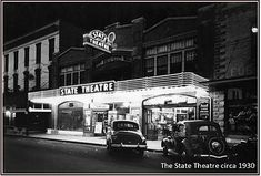 State Theater (Bay Street Players) Eustis, FL 1930