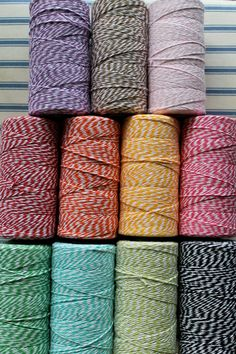 For invitations:  Bakers Twine  240 yards  242 shipping Cute Wrapping by KurtKnudsen, $10.99
