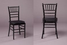 Chair Chiavari Black Front Back, Southern Events Party Rental Company Nashville