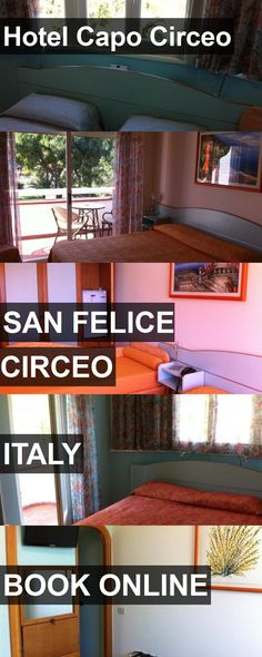 Hotel Hotel Capo Circeo in San Felice Circeo, Italy. For more information, photos, reviews and best prices please follow the link. #Italy #SanFeliceCirceo #HotelCapoCirceo #hotel #travel #vacation