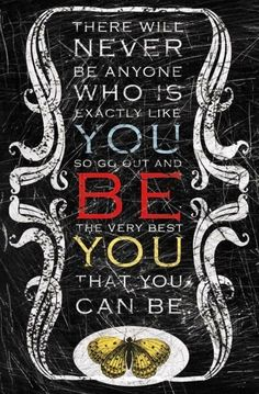 Be the very best you can be quote