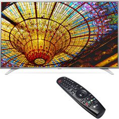 LG 49UH6500 49-Inch 4K IPS Panel With AN-MR650 Magic Remote Control Bundle $499.00 (ebay.com)