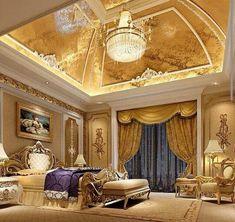 ❤ fancy bedroom