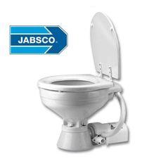 Vaso Sanitário Elétrico Jabsco P/ Embarcações Motorhome -12v - R$ 2.406,77