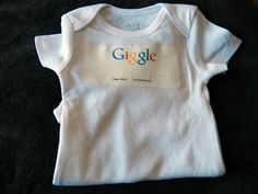 7 pages of FREE printables so you can create your own baby onesies. DIY iron-ons