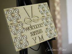 和洋折衷 麻の葉繋ぎ 木製ウェルカムボード by homefab アクセサリー 指輪 Wedding Tips, Wedding Planning, Welcome Boards, Wedding Paper, Place Card Holders, Japanese, How To Plan, Bridal, Cards