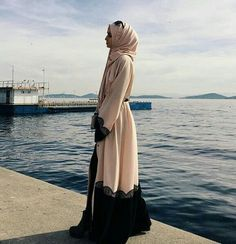 Hijab Fashion 2016/2017: Sélection de looks tendances spécial voilées Look Descreption Image de fashion, hijab, and islam