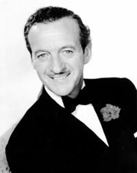 In the mid-30s, David Niven shared a villa at the Garden of Allah with Errol Flynn. Niven met Flynn at actress Lili Damita's Garden of Allah villa. Flynn later married Damita but before they got hitched, Errol and David rented a house in Beverly Hills from Rosalind Russell. After the divorce they shared again a house at the beach which they nicknamed 'Cirrhosis By The Sea,' which gives you an idea of how much drinking went on.
