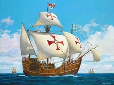 Columbus Ship SANTA MARIA - Revell - Søfart