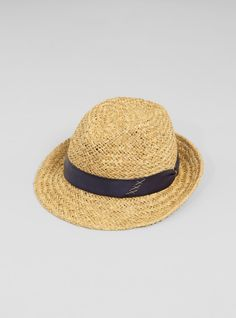 Couverture and The Garbstore - Womens - Inverni - 2388 PP Straw Trilby Hat. Vital for a long weekend in the warm weather. Festival Essentials, The School Run, Trilby Hat, Warm Weather, Panama Hat, Long Weekend, Hats, Gloves, Reading