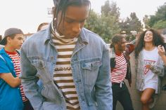 A$AP Rocky's New Denim Collection Is Nostalgic And Incredible
