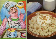 Nagyszerű receptek - Ritka jó szakácskönyv Ravioli, Grains, Rice, Food, Essen, Meals, Seeds, Yemek, Laughter