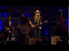Holly Williams -  I'm So Lonesome I Could Cry - live Sep 2013 - remastered