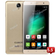 CUBOT H1 5.5 inch MTK6735P Quad-core Android 5.1 13MP 2GB RAM 16GB ROM smartphone