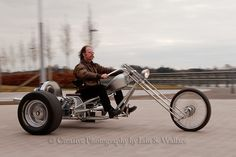 Tam's VW Trike by sublevel3, via Flickr