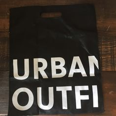 Urban cloth bag Brand new, no need for it :) Urban Outfitters Accessories