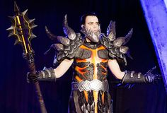 Deathwing Cosplay!