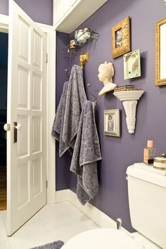 Benjamin Moore French Violet (like the colour )
