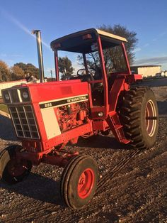 International Tractors, International Harvester, Future Farms, Heavy Equipment, Farming, Face, The Face, Faces, Facial