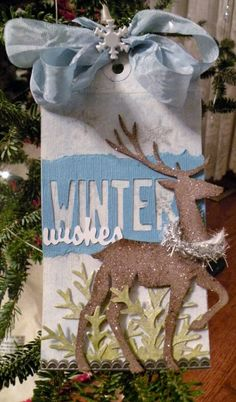 My Own Little Korner: Tim Holtz 12 Tags of 2014-December and CC3C # 18 Pocket Pages