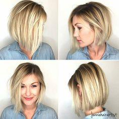 Shadow Blonde ... by @jenniehairartist Gorge Jennie! Thank-you for tagging…