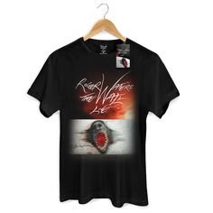 Camiseta Masculina Roger Waters The Wall Live #TheWall #RogerWaters #bandUPStore