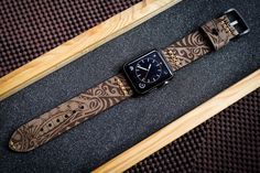 AW-Engraving Strap – BF08D3 -Maori Tattoo M3 | Black Forest