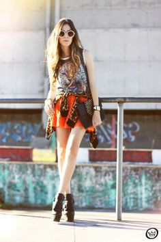 Look du jour: You can't always get what you want