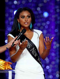 Nina Davuluri: First Indian American To Win Miss America 2014