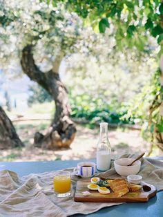 Desayunos de Verano: Mesas Bonitas - Nordic Treats