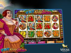 Fancy a night out of the opera but can't stand all the screeching? Play Fat lady sings, 5 reels, 25 pay-line video slot games will entertain for hours. Try your luck at Vegas paradise now.