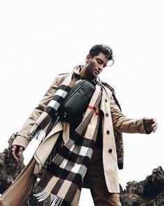 Male Model Names, Male Models, Ocean Blue Eyes, Mens Photoshoot Poses, Toni Mahfud, Trench Coat Men, Photography Poses For Men, Creative Photography, Photoshoot Inspiration