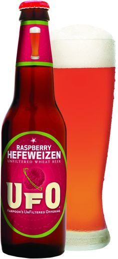 Harpoon  UFO - Raspberry - An out of body experience?  :)