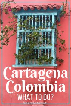 Some suggestions of what to do, where to stay and what to eat in #Cartagena, Colombia!