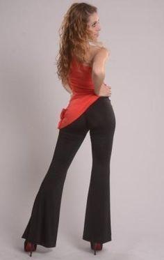 Art-0178-pantalon-calza Oxford- De Lycra Modal Talle S Y M. - $ 179,99