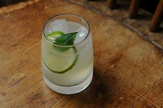 Gin Rickey (Is it a sin to drink gin before noon?) http://food52.com/recipes/417_gin_rickey_is_it_a_sin_to_drink_gin_before_noon