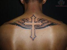 Small Tattoo Ideas: Cross Tattoos for Guys - Tattoo Ideas and Designs ...