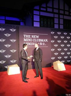 Henry Cavill News: Henry & His Girlfriend Attend Car Launch Event In China