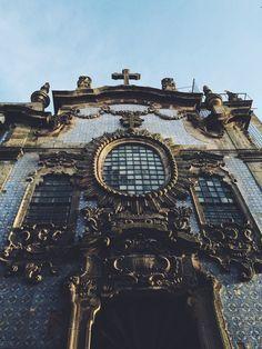 1756 -1759 | Igreja da Ordem do Terço, Oporto, Portugal | Nicolau Nasoni